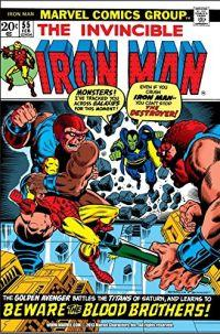 Iron Man #55 First Thanos was on my wantlist for years but not anymore